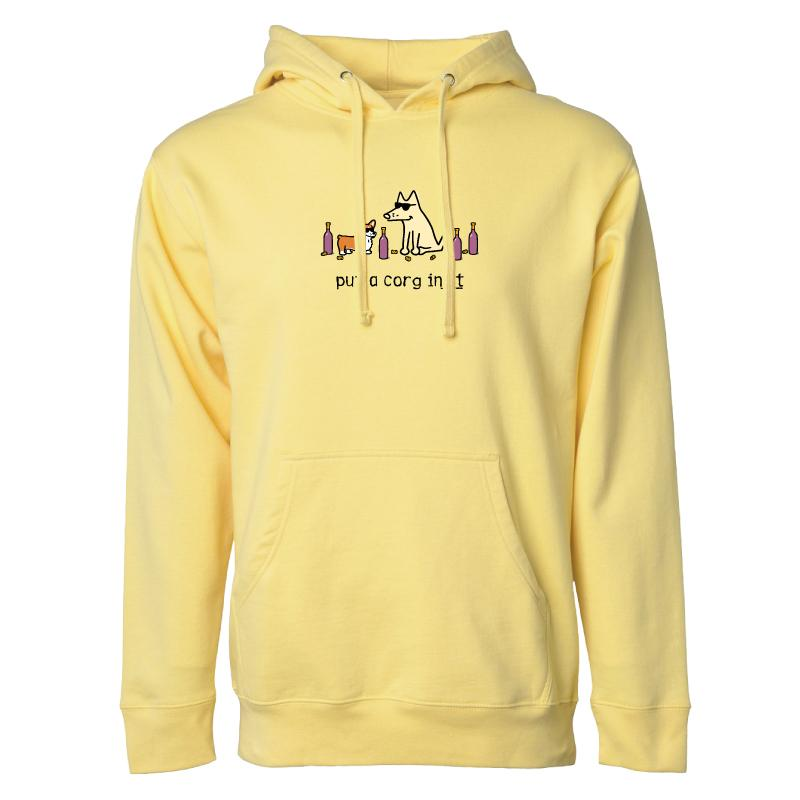 Put A Corg In It - Sweatshirt Pullover Hoodie