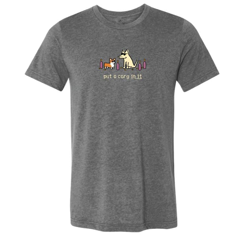 Put A Corg In It - Lightweight Tee