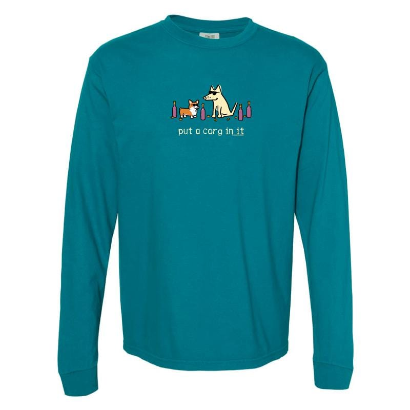 Put A Corg In It  - Classic Long-Sleeve T-Shirt
