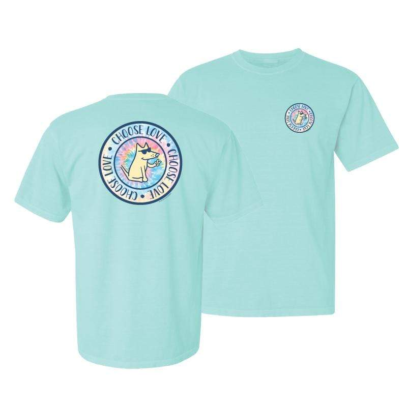 Pastel Circle Choose Love - Classic Tee