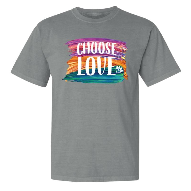 Choose Love Brush - Classic Tee
