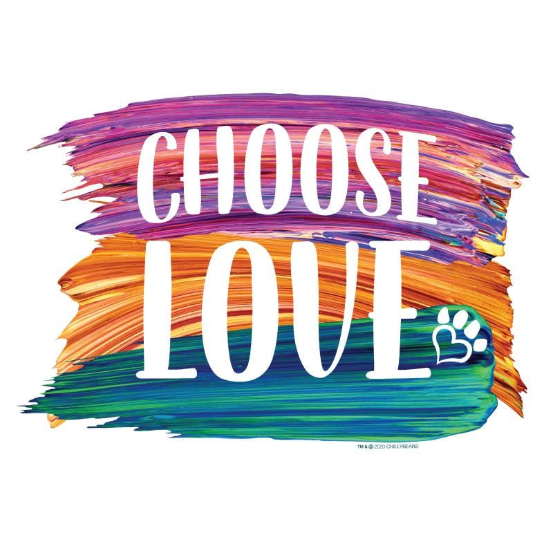 Choose Love Brush - Coffee Mug