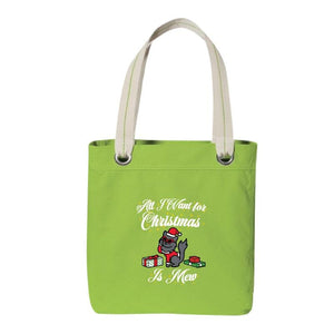 All I Want For Christmas Is Mew - Canvas Tote