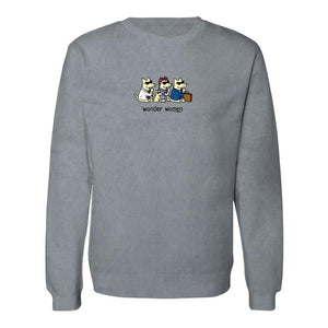 Wonder Women - Crew Neck Sweatshirt