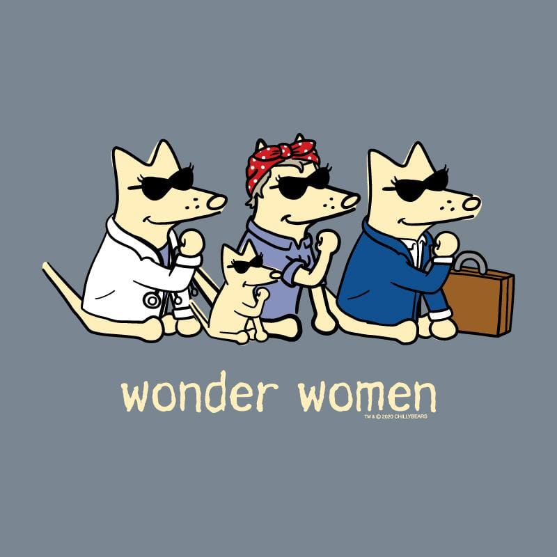 Wonder Women - Lightweight Tee