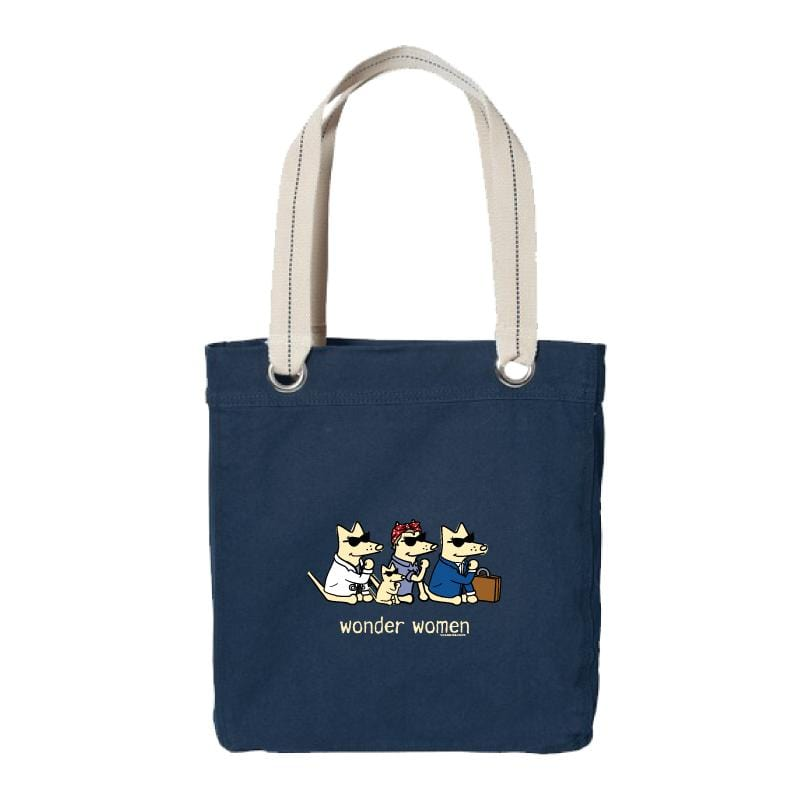 Wonder Women - Canvas Tote