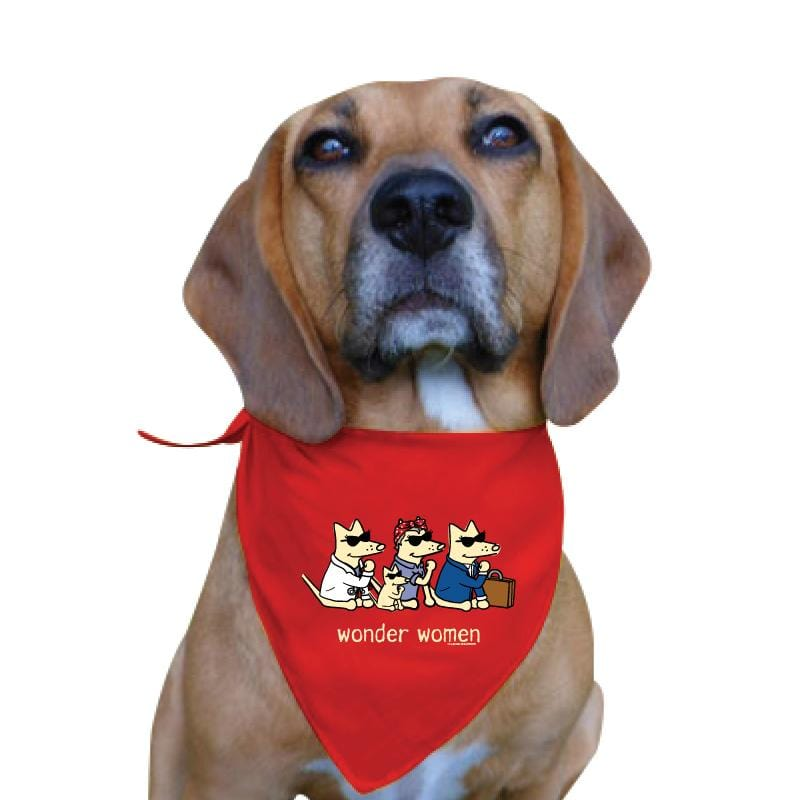 Wonder Women - Doggie Bandana
