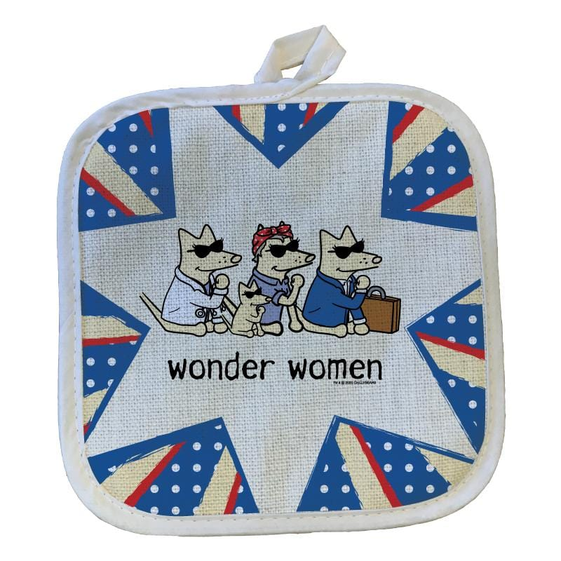 Wonder Women - Pot Holder