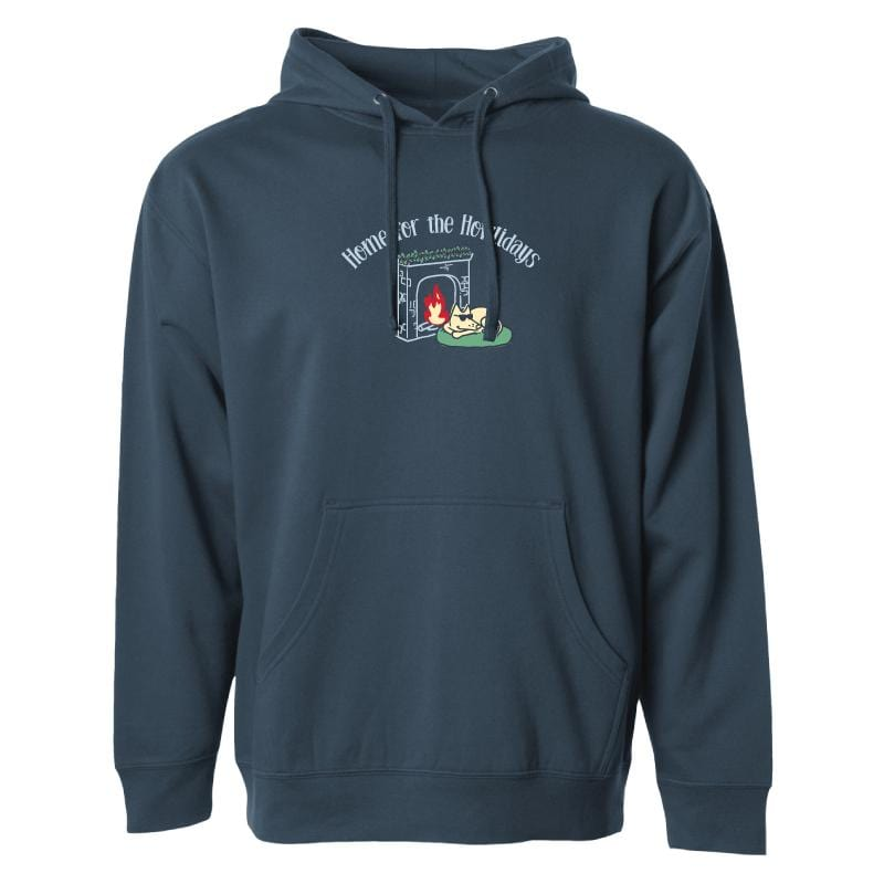Home For The Howlidays - Sweatshirt Pullover Hoodie