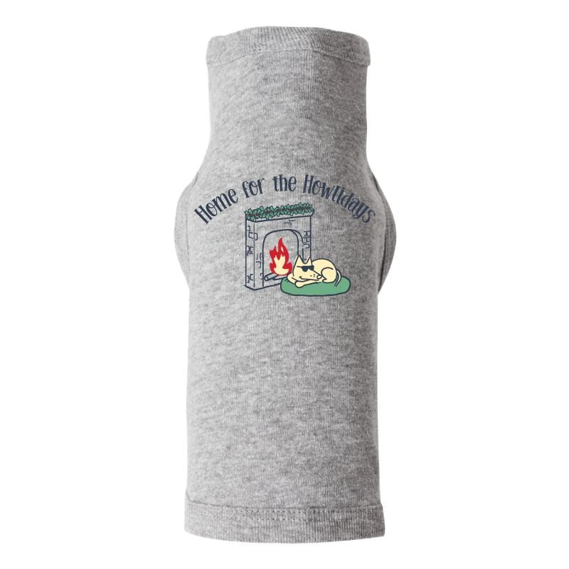 Home For The Howlidays - Doggie Tee