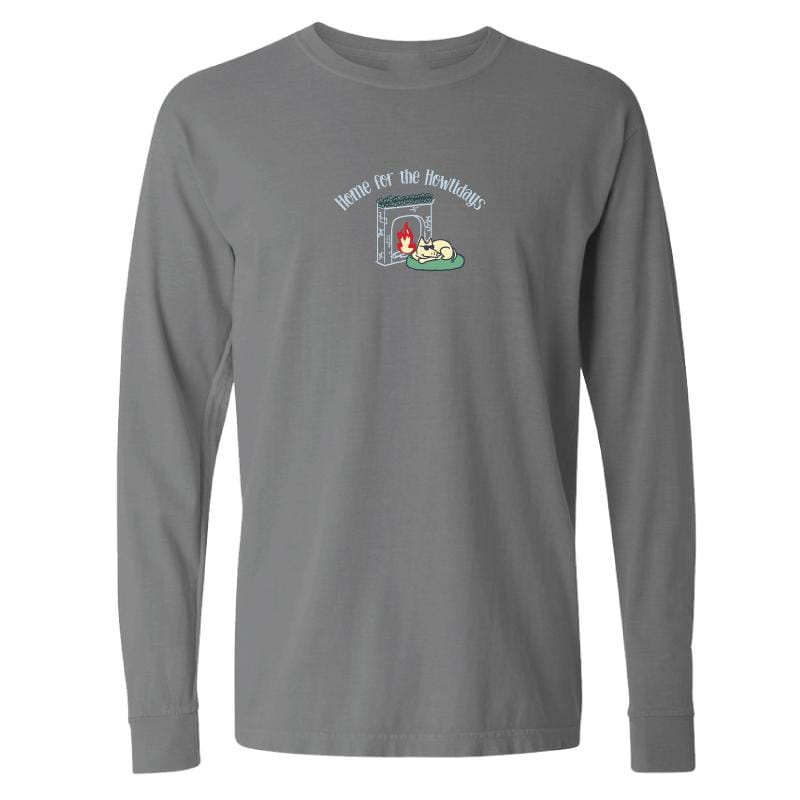 Home For The Howlidays - Classic Long-Sleeve T-Shirt