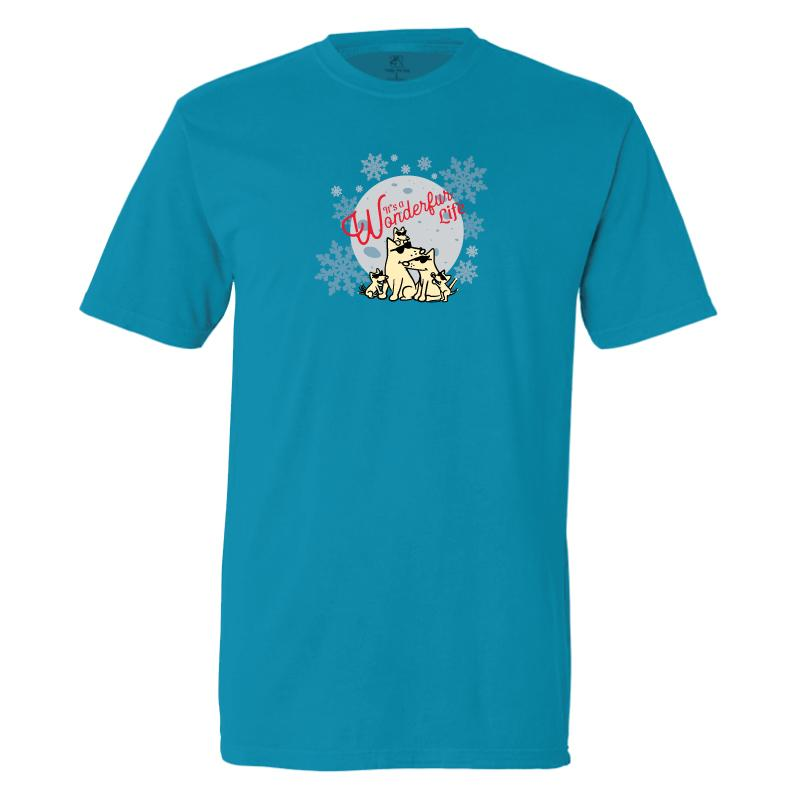 It's A Wonderfur Life - Classic Tee