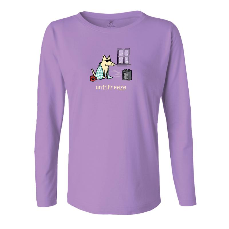 Antifreeze - Ladies Long-Sleeve T-Shirt