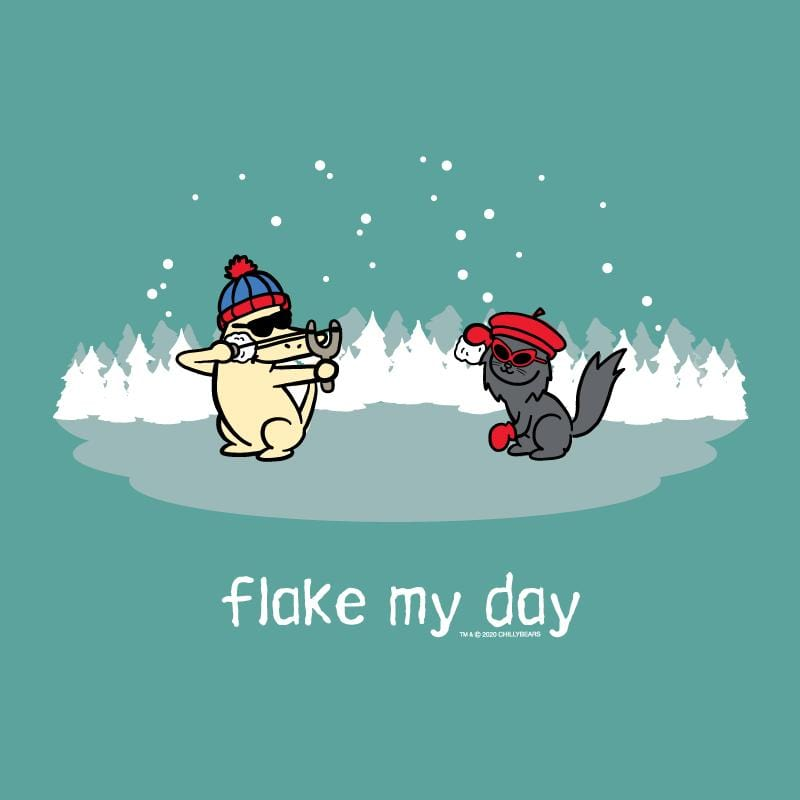 Flake My Day - Classic Tee