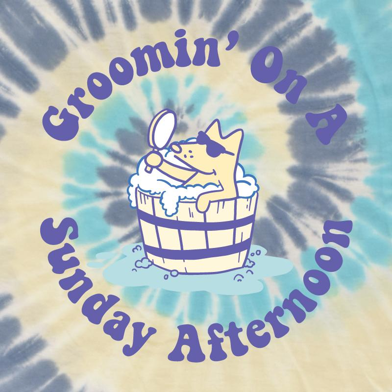Groomin' On A Sunday Afternoon - Classic Tee