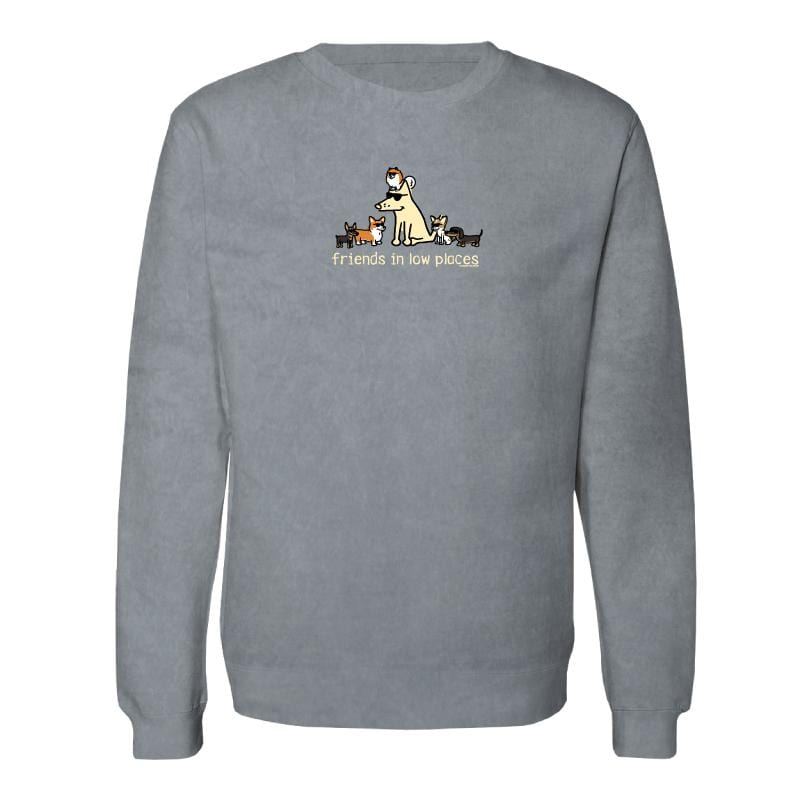 Friends In Low Places - Crew Neck Sweatshirt