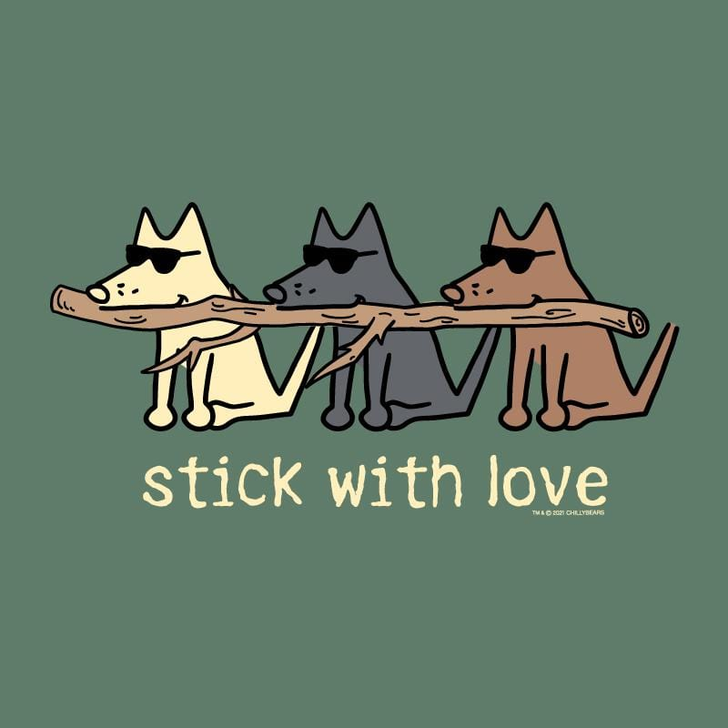 Stick With Love - Crew Neck Sweatshirt