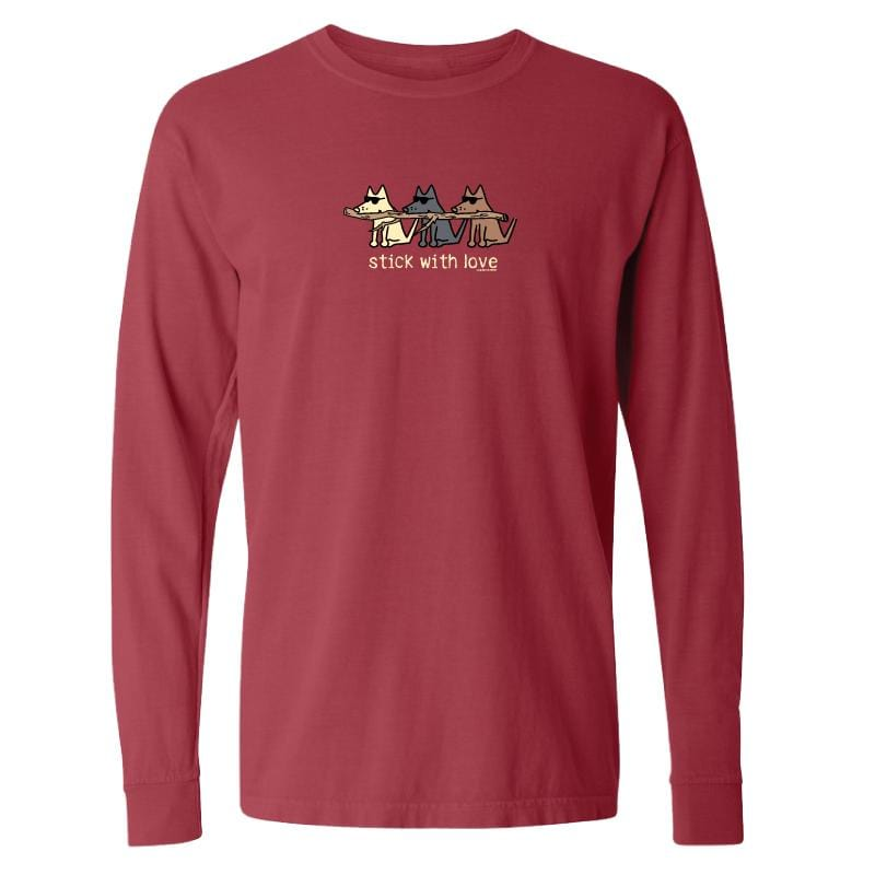 Stick With Love - Long-Sleeve T-Shirt Classic