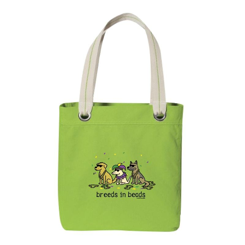 Breeds In Beads - Canvas Tote