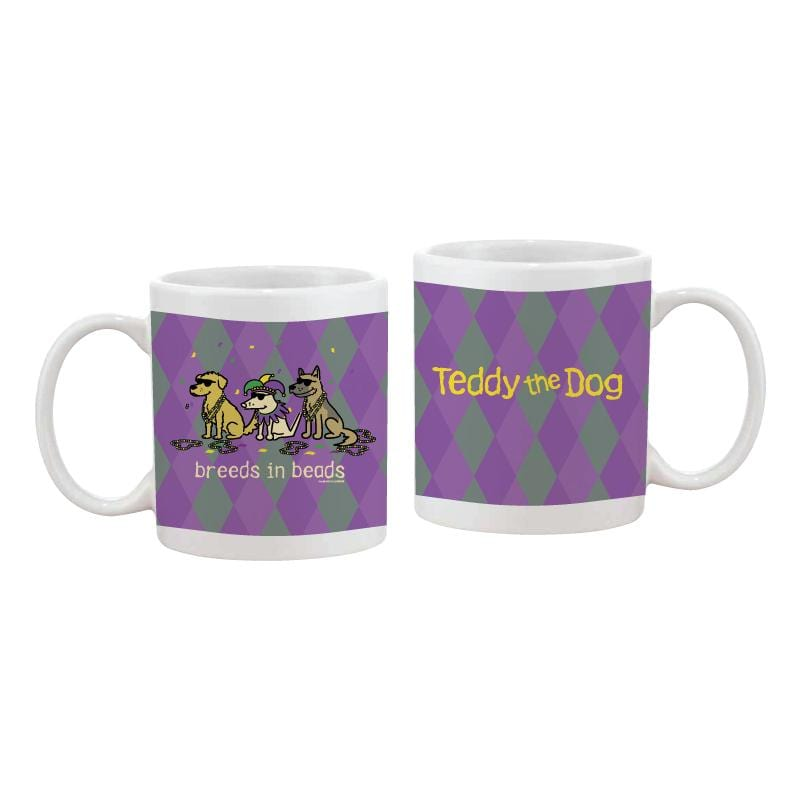 Breeds In Beads - Coffee Mug