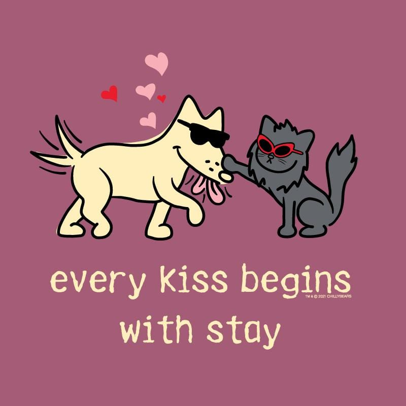 Every Kiss Begins With Stay - Classic Tee