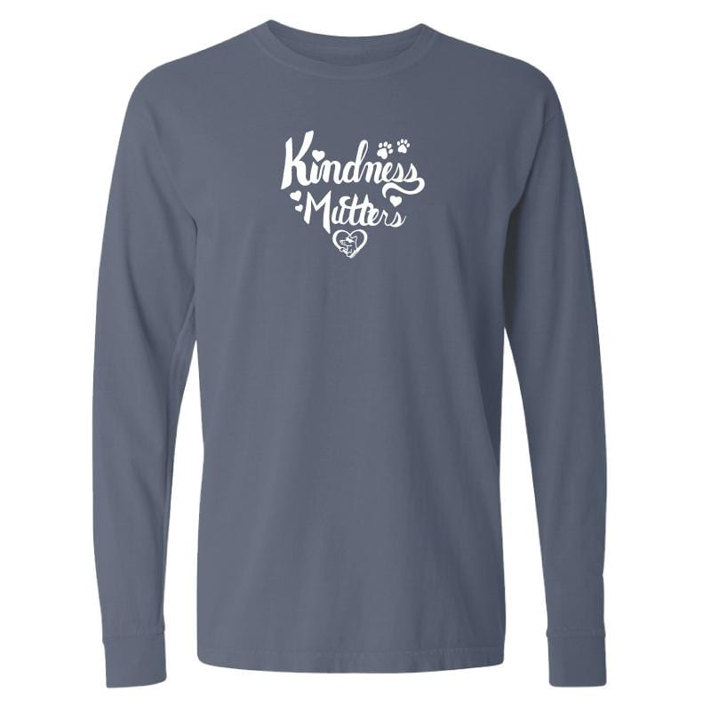 Kindness Mutters  - Classic Long-Sleeve T-Shirt