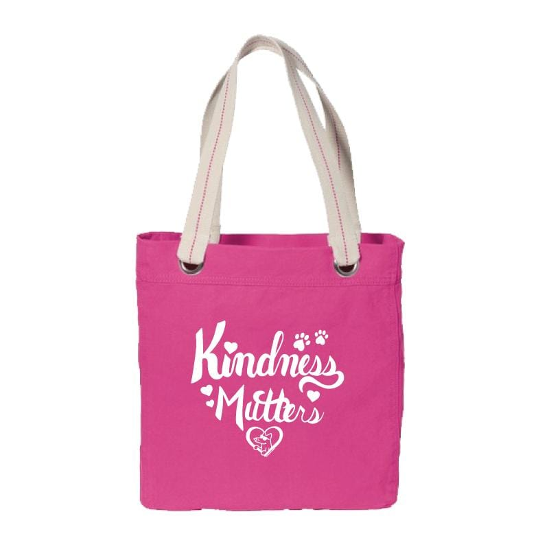 Kindness Mutters - Canvas Tote