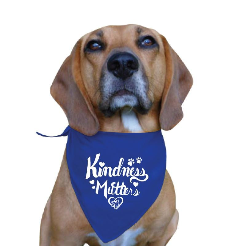 Kindness Mutters - Doggie Bandana