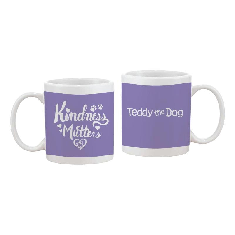 Kindness Mutters - Coffee Mug