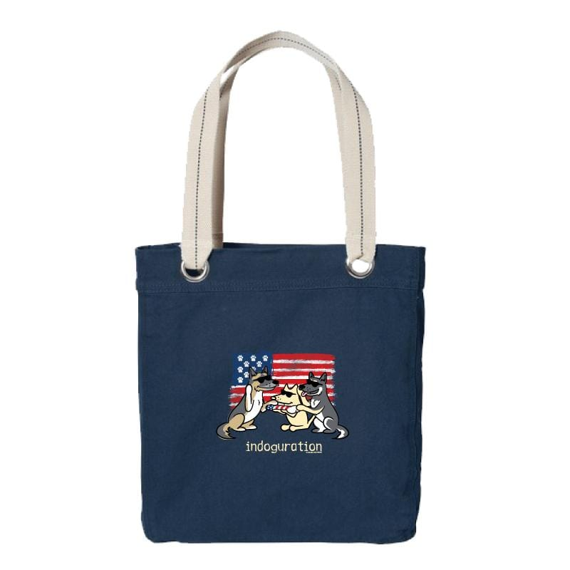 Indoguration - Canvas Tote