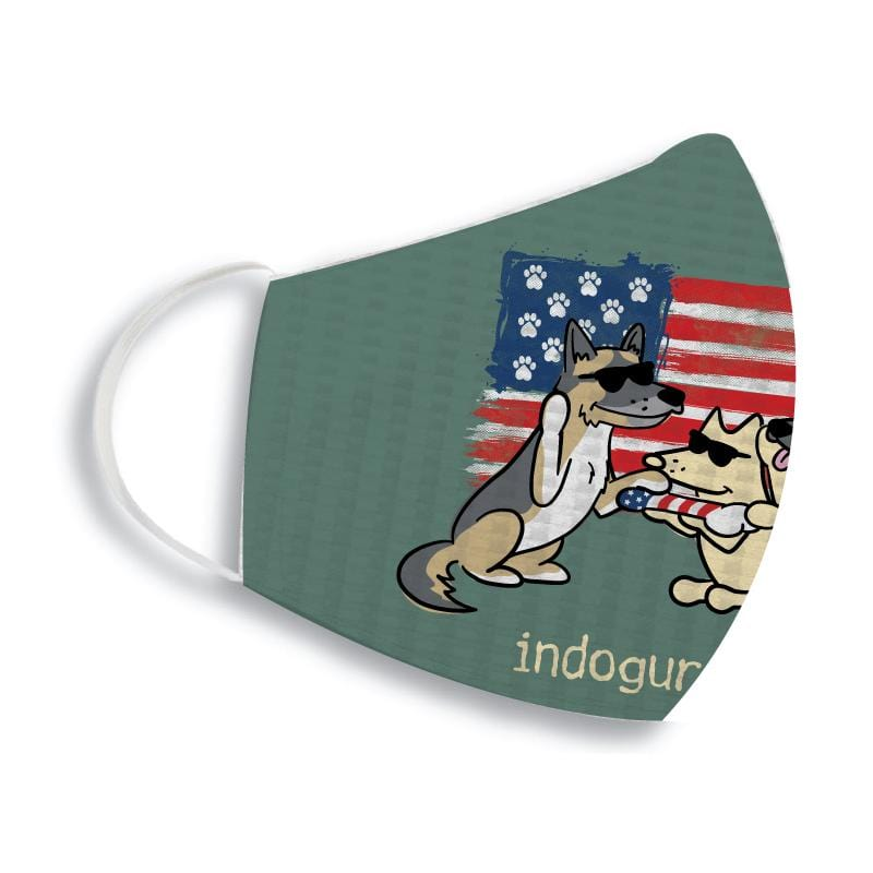 Indoguration - Face Mask