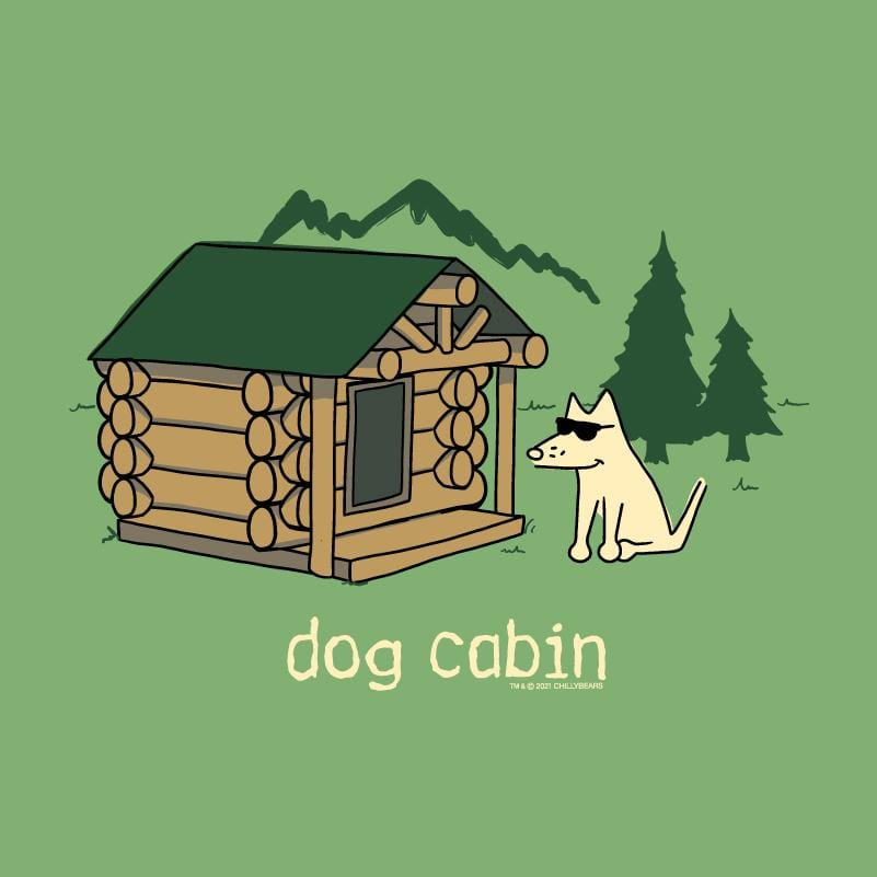 Dog Cabin - Lightweight Tee