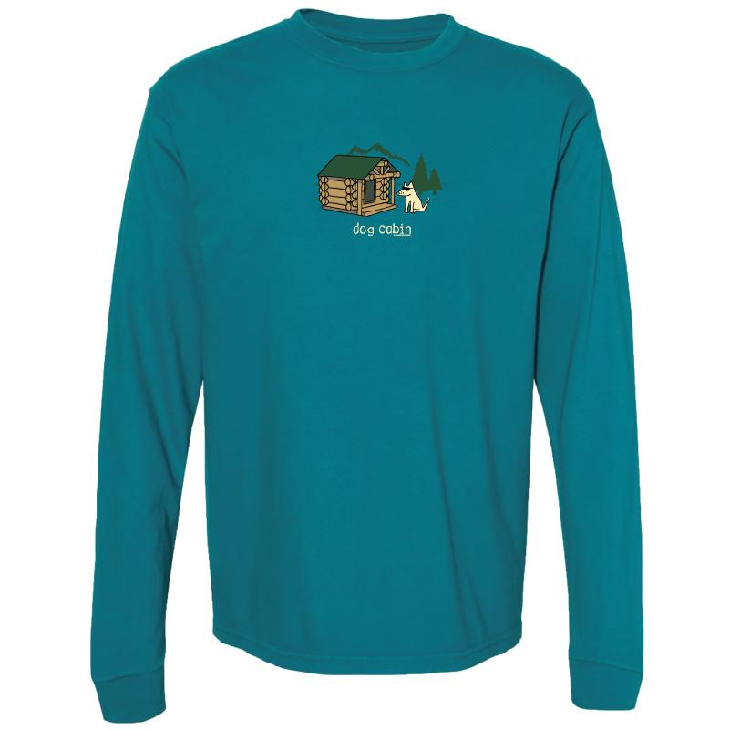 Dog Cabin - Classic Long-Sleeve T-Shirt