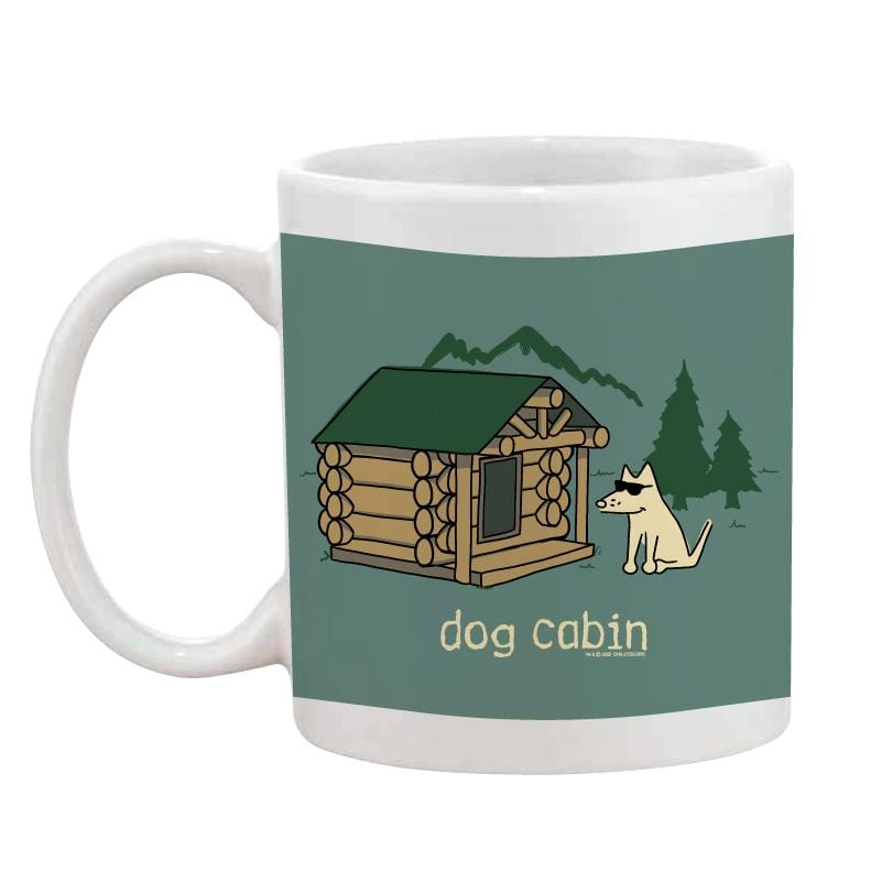 Dog Cabin - Coffee Mug