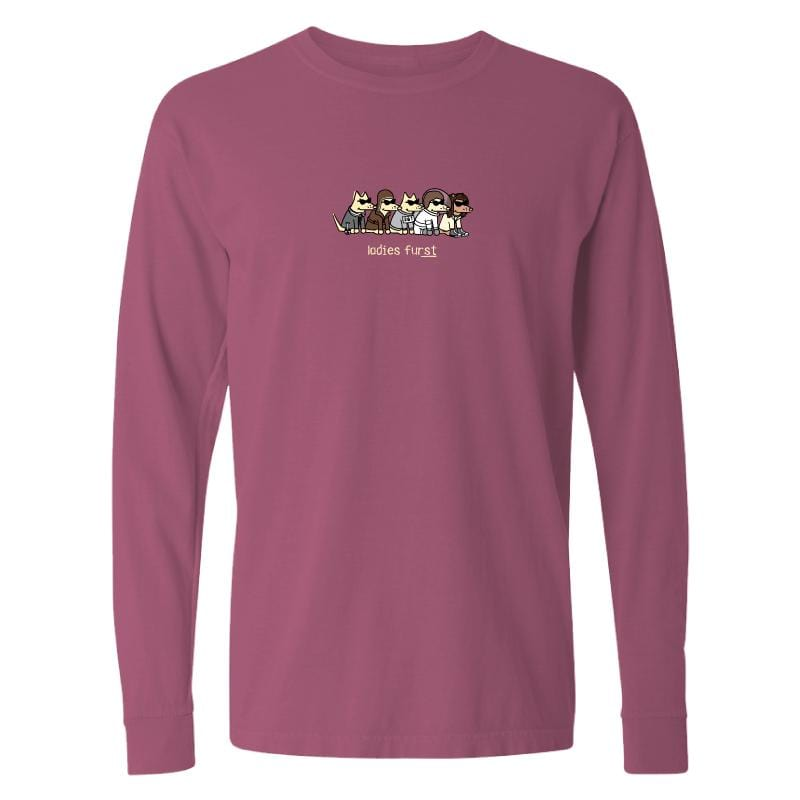 Ladies Furst  - Classic Long-Sleeve T-Shirt