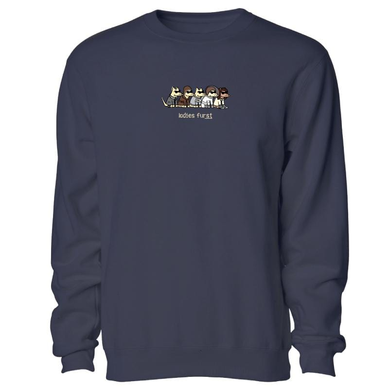 Ladies Furst - Crew Neck Sweatshirt