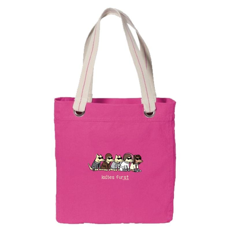 Ladies Furst - Canvas Tote
