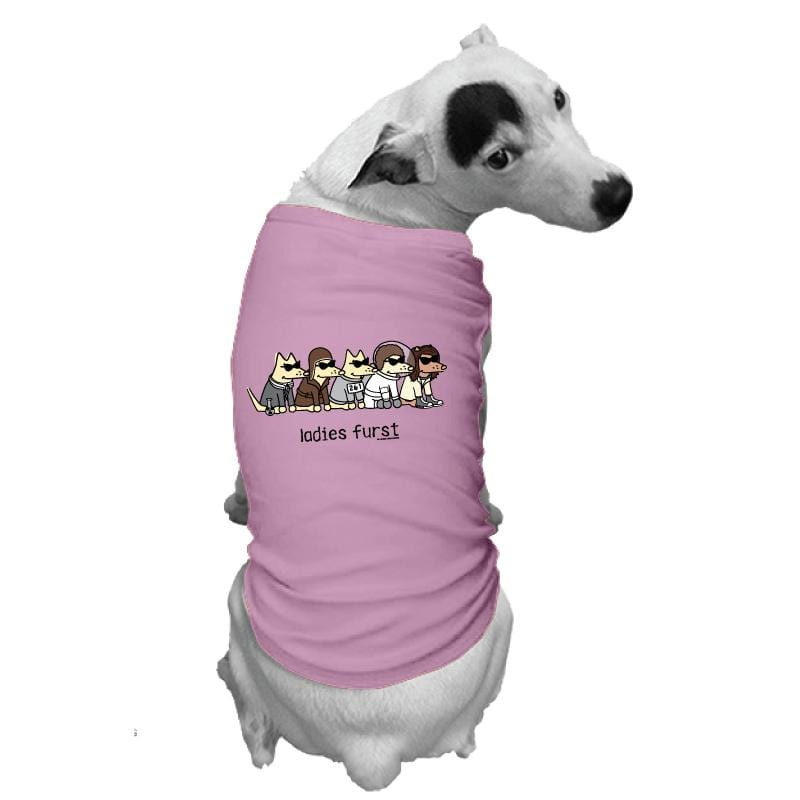 Ladies Furst - Doggie Tee