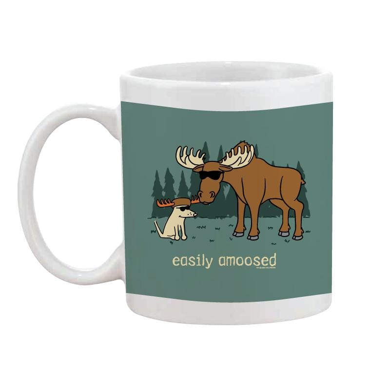 Easily Amoosed - Coffee Mug
