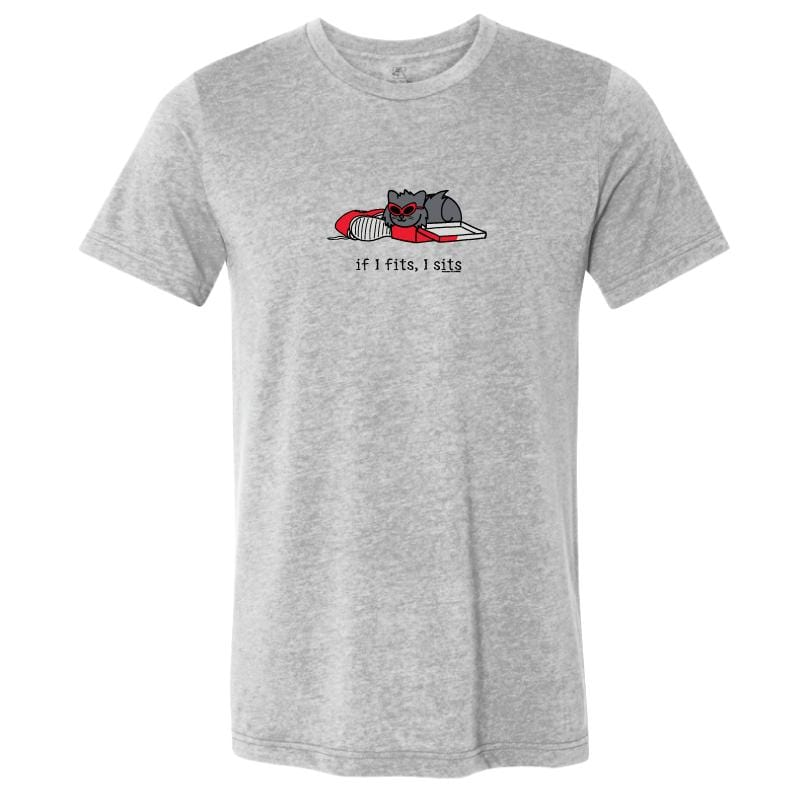 If I Fits, I Sits - Tilly - Lightweight Tee