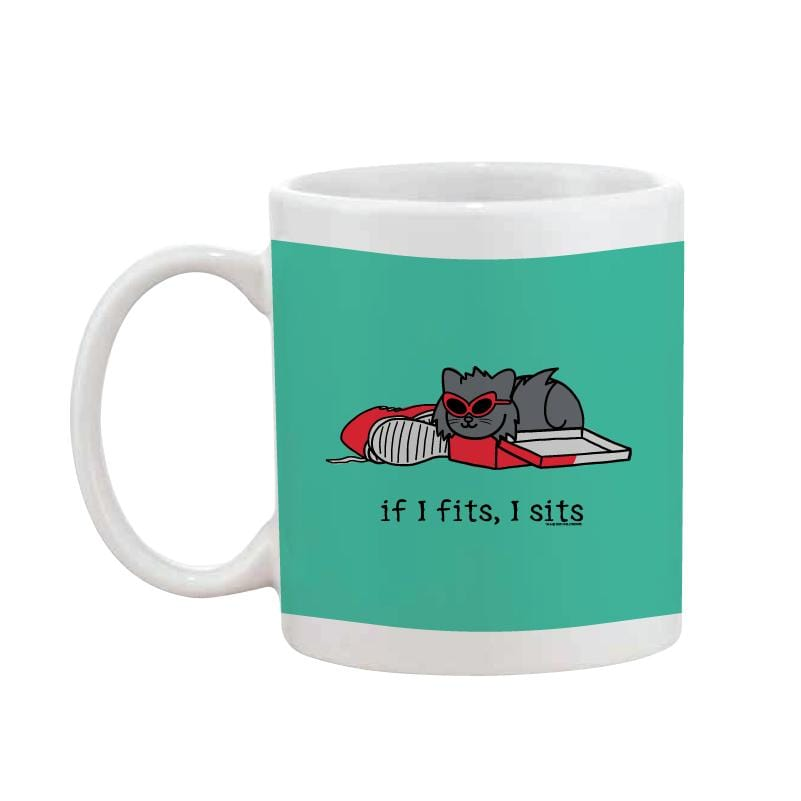 If I Fits, I Sits - Tilly - Coffee Mug