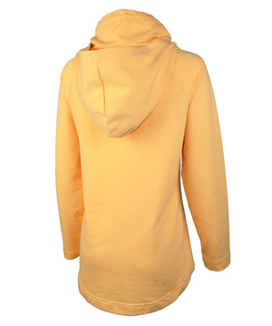 Ladies Hooded Cowl Tunic