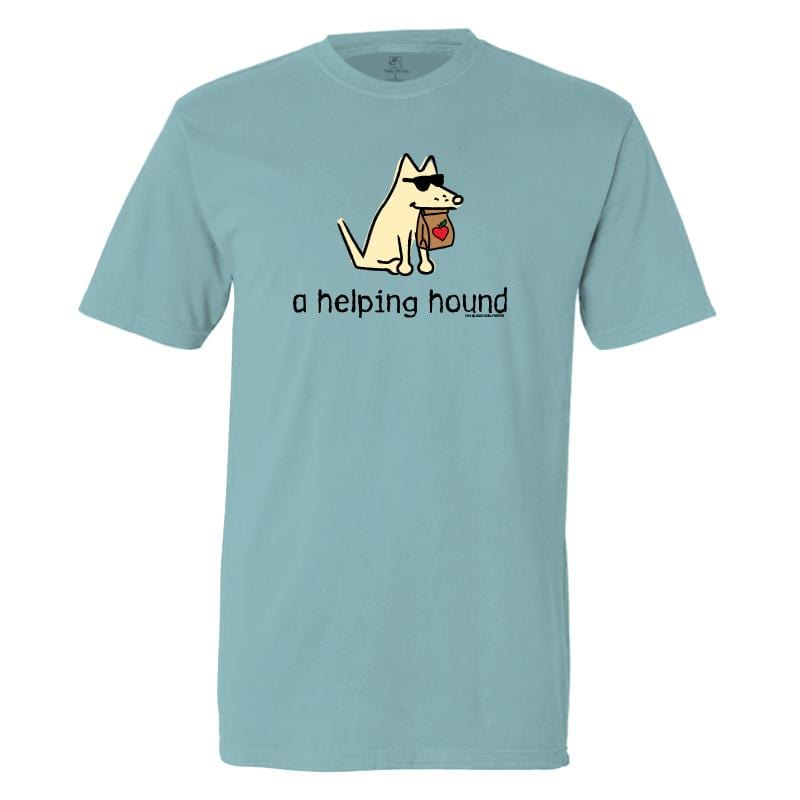 A Helping Hound - Classic Tee