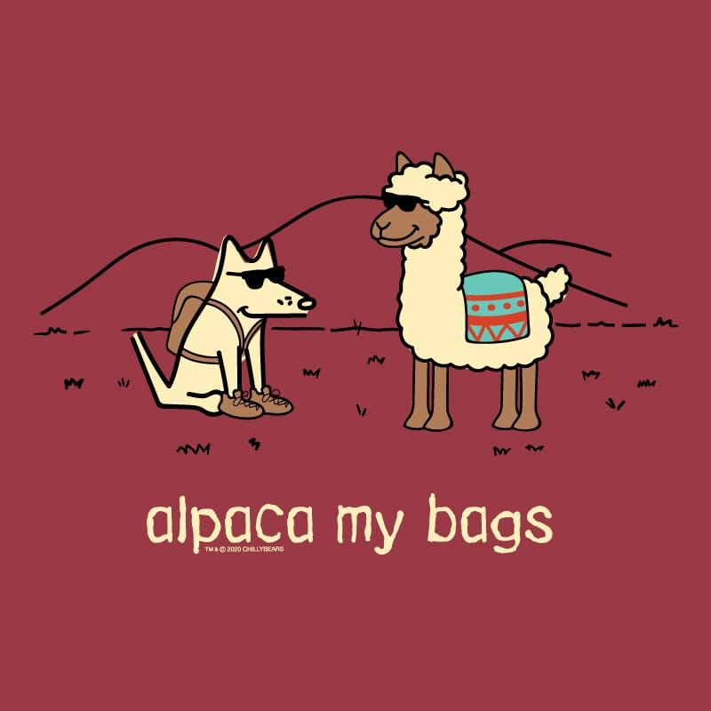 Alpaca My Bags - Long-Sleeve T-Shirt Classic