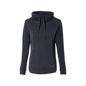 Teddy's Faux Cashmere Funnel Neck  - Sweatshirt