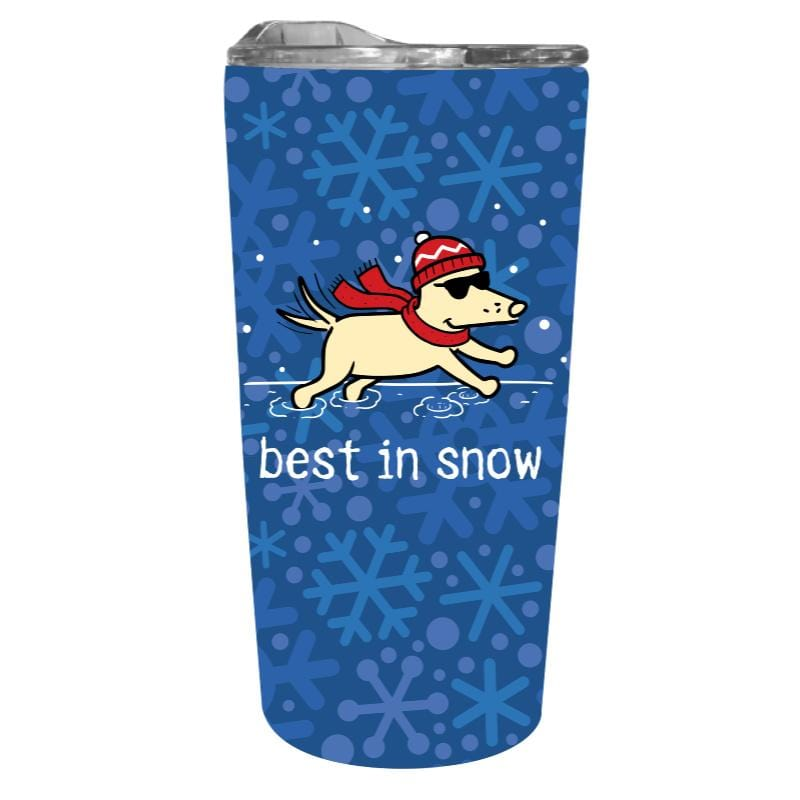 Best In Snow - Travel Mug