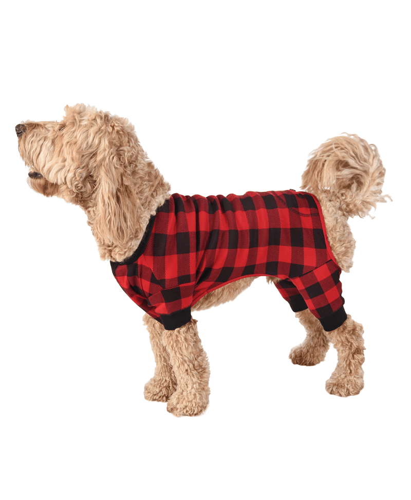 Teddy's Buffalo Plaid - Doggie Flapjacks