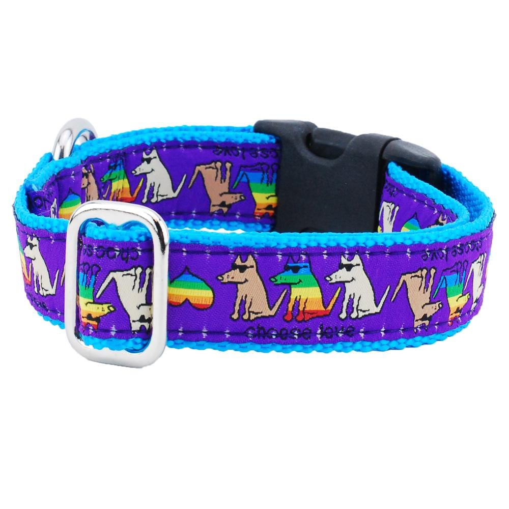 Choose Love - Dog Collars