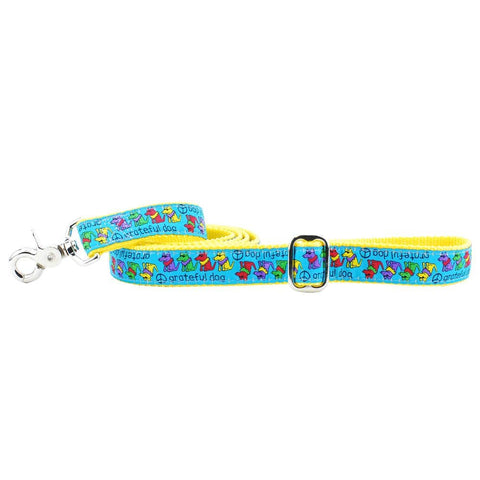 Grateful Dog - Dog Leash