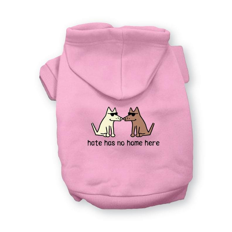 Hate Has No Home Here - Doggie Hoodie